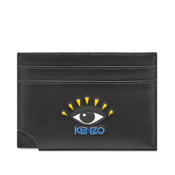 KENZO(ケンゾー)ケンゾー アイ レザー カード ホルダー ハイブランド インポート ブランド