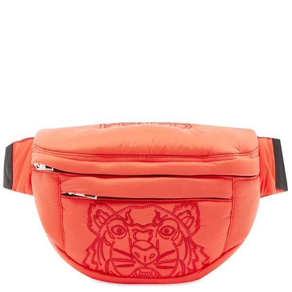 KENZO(ケンゾー)TIGER 刺繍入り ナイロン バックパック ハイブランド インポート ブランド
