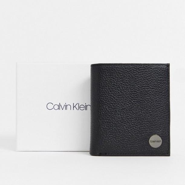 Calvin Klein カルバンクライン タブロゴ カードホルダー ラック インポート 日本未入荷 財布 ファッション コーディネート オシャレ カジュアル メンズ ユニセックス 20代 30代 40代 大人
