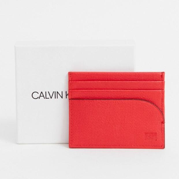 Calvin Klein Calvin Klein Jeans カルバンクラインジーンズ ロゴ エンボス カードホルダー インポート 日本未入荷 財布 ファッション コーディネート オシャレ カジュアル メンズ ユニセックス 20代 30代 40代 大人