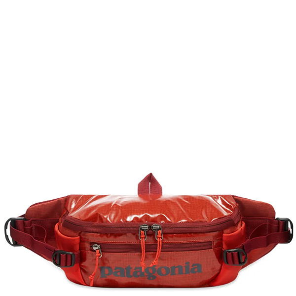 PATAGONIA パタゴニア ロゴ バック ブラックホール5Lウエストパック 鞄 メンズ ユニセックス 20代 30代 40代 ファッション コーディネート オシャレ トレンド インポート トレンド レディース 京都のセレクトショップdivacloset