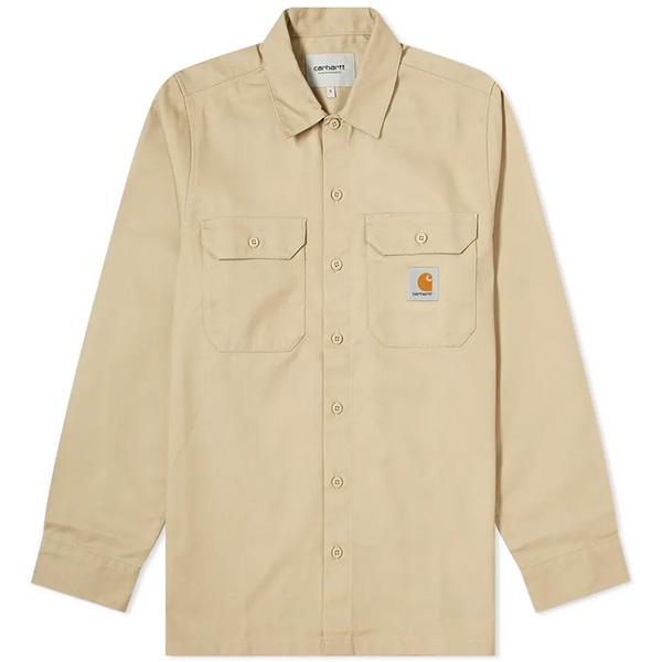 カーハート CARHARTT WIP マスターオーバーシャツ シャツ メンズ インポート ブランド