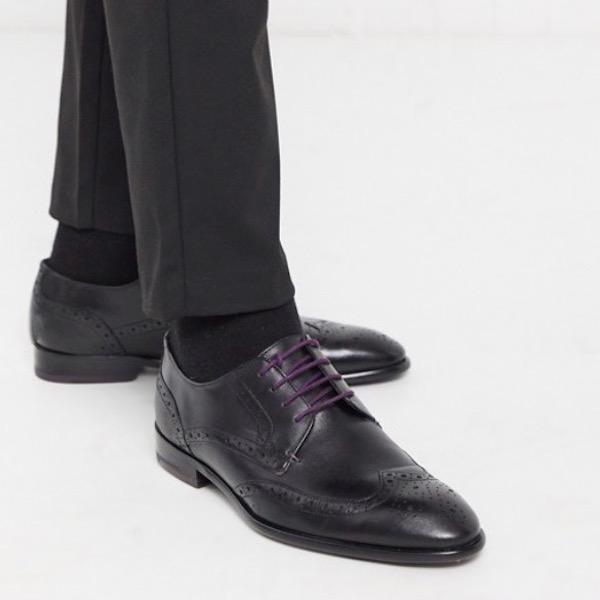 靴 シューズ ASOSセレクト Ted Baker asos ASOS エイソス メンズ スタッキングソール レザーシューズ 本革 革靴 ビジネスシューズ フォーマルシューズ スマートシューズ 大きいサイズ インポート 20代 30代 40代 ファッション コーディネート
