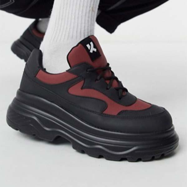 Koi Footwearチャンキー ソール トレーナー メンズ 男性 小さいサイズから大きいサイズまで 20代 30代 40代 ファッション コーディネート