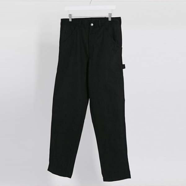Stan Ray 80s ペインター パンツ black パンツ メンズ 男性 小さいサイズから大きいサイズまで 20代 30代 40代 ファッション コーディネート