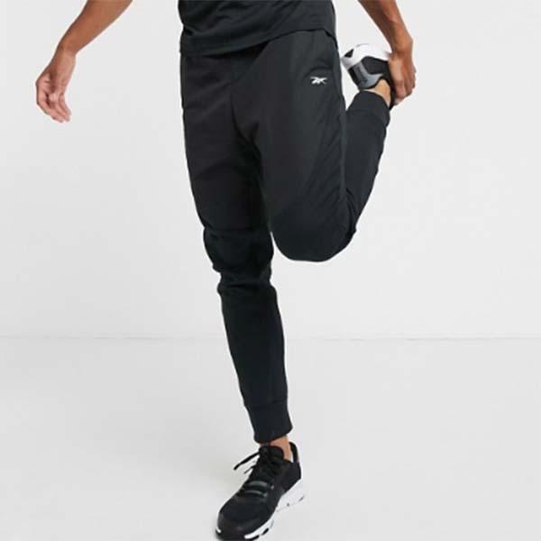 リーボック トレーニング ジョガー ボトム パンツメンズ 男性 小さいサイズから大きいサイズまで 20代 30代 40代 ファッション コーディネート