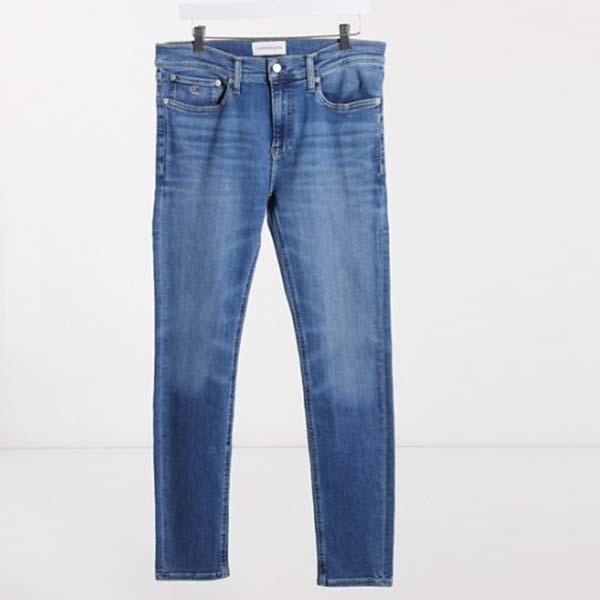 Calvin Klein Jeans スーパー スキニー フィット ジーンズ パンツ メンズ 男性 小さいサイズから大きいサイズまで 20代 30代 40代 ファッション コーディネート