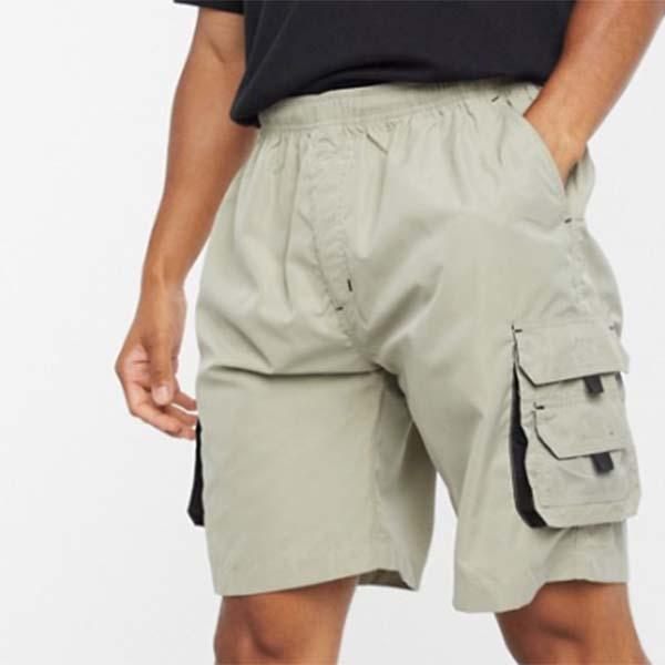 ヴィンテージ サプライ ユーティリティ ショーツ パンツ メンズ 男性 小さいサイズから大きいサイズまで 20代 30代 40代 ファッション コーディネート