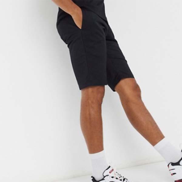 Carhartt WIP Sid ショート ブラック パンツ メンズ 男性 小さいサイズから大きいサイズまで 20代 30代 40代 ファッション コーディネート