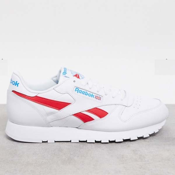 リーボックク ラシックレザー トレーナー ホワイト 靴 スニーカー メンズ 男性 小さいサイズから大きいサイズまで 20代 30代 40代 ファッション コーディネート