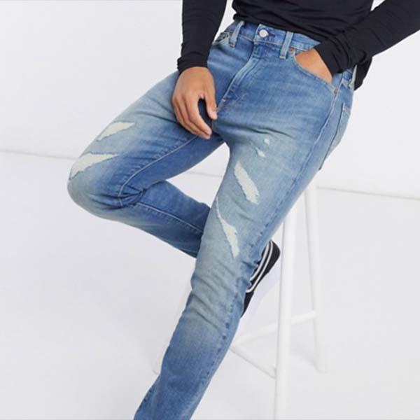 Levi's リーバイス 510 スキニー フィット ジーンズ デニム パンツ ボトム メンズ 男性 小さいサイズから大きいサイズまで 20代 30代 40代 ファッション コーディネート