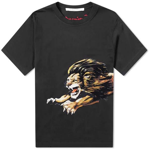 GIVENCHY ジバンシー ジバンシィ レオ ティー Tシャツ 20代 30代 40代 ファッション コーディネート オシャレ トレンド インポート トレンド レディース 京都のセレクトショップdivacloset