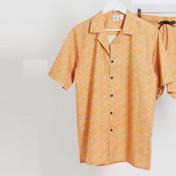 ENTENTE DIGI CAMO COORD シャツ トップス メンズ 男性 小さいサイズから大きいサイズまで 20代 30代 40代 ファッション コーディネート