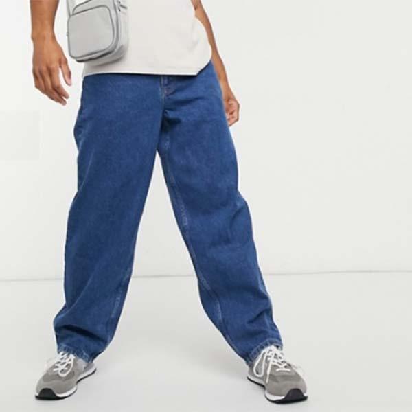 ASOS DESIGN ウルトラ バギー ジーンズ  メンズ 男性 20代 30代 40代 ファッション コーディネート