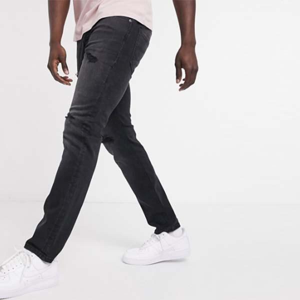 ジャック&ジョーンズ インテリジェンス スリム フィット ジーンズ パンツ ボトム メンズ 男性 小さいサイズから大きいサイズまで 20代 30代 40代 ファッション コーディネート