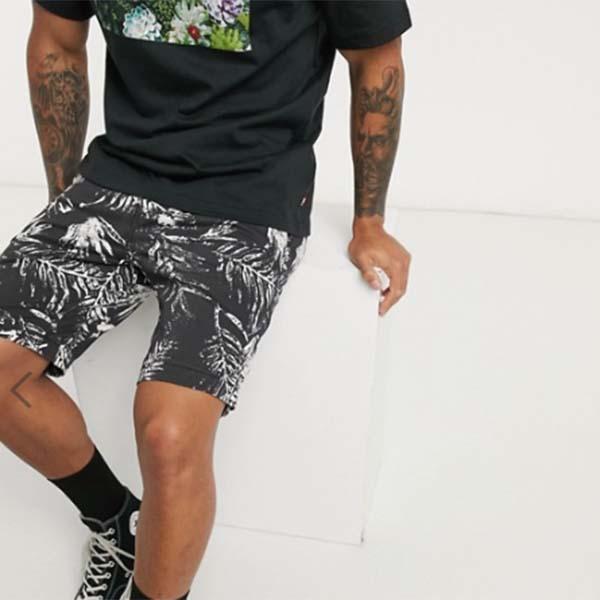リーバイス テーパード フィット チノショーツ パンツ ボトム メンズ 男性 小さいサイズから大きいサイズまで 20代 30代 40代 ファッション コーディネート