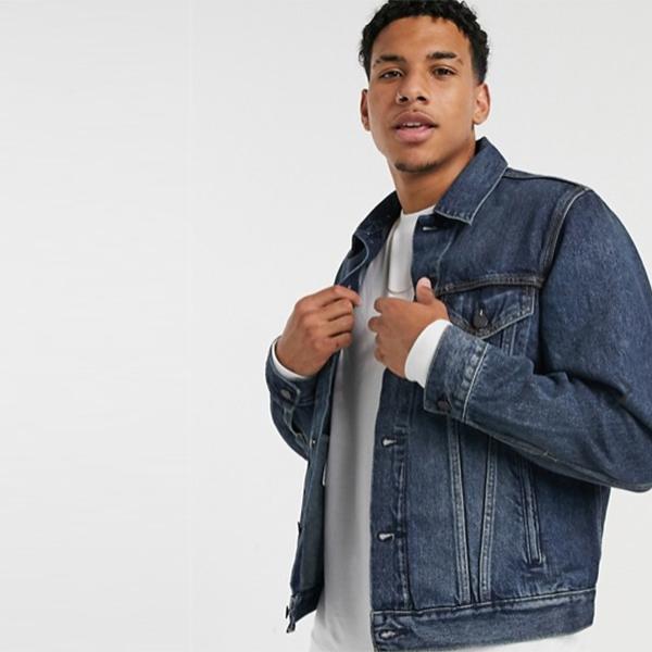 Levi's デニムジャケット アウター ジャケット 上着 メンズ 男性 20代 30代 40代 ファッション コーディネート