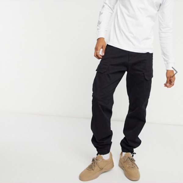 ジャック&ジョーンズ インテリジェンス ルーズ フィット カーゴ  パンツ ボトム  メンズ 男性 20代 30代 40代 ファッション コーディネート:セレクトショップ Diva Closet