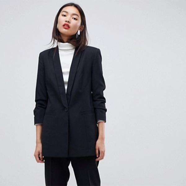 ASOS DESIGN スーツ ブレザー レディース 女性 20代 30代 40代 インポート ブランド