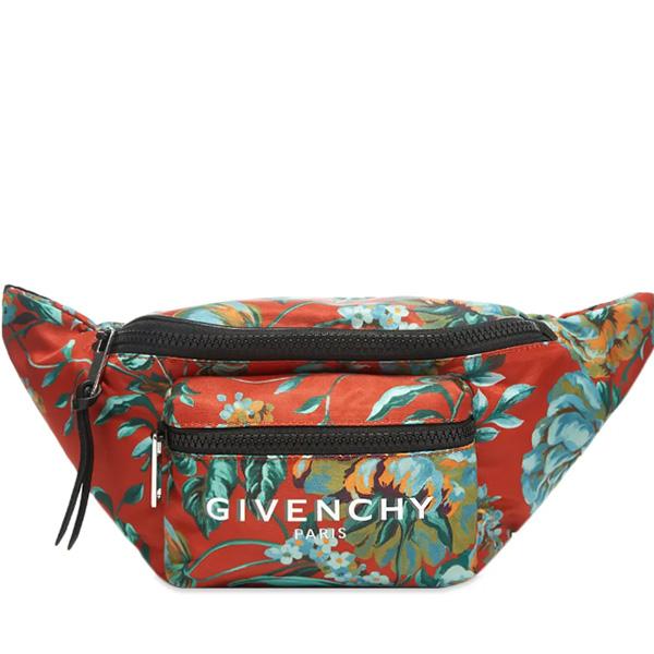 GIVENCHY(ジバンシィ)花柄 プリント バムバッグ ハイブランド インポート ブランド