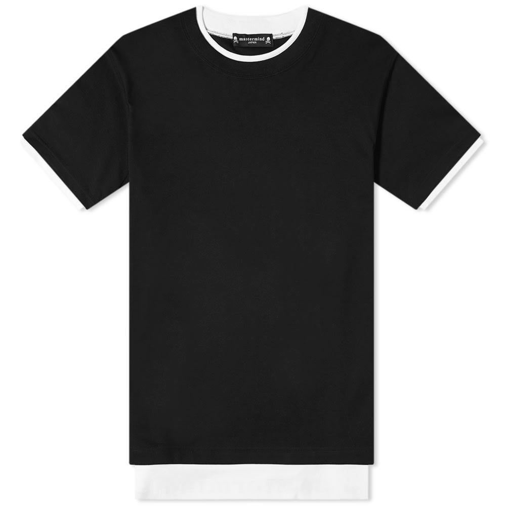 【ポイント10倍】 マスターマインド メンズ・ワールド MASTERMIND WORLD MASTERMINDJAPANレイヤードTシャツ トップス メンズ WORLD 男性 トップス インポートブランド 小さいサイズから大きいサイズまで, 北桑田郡:6363c029 --- promilahcn.com