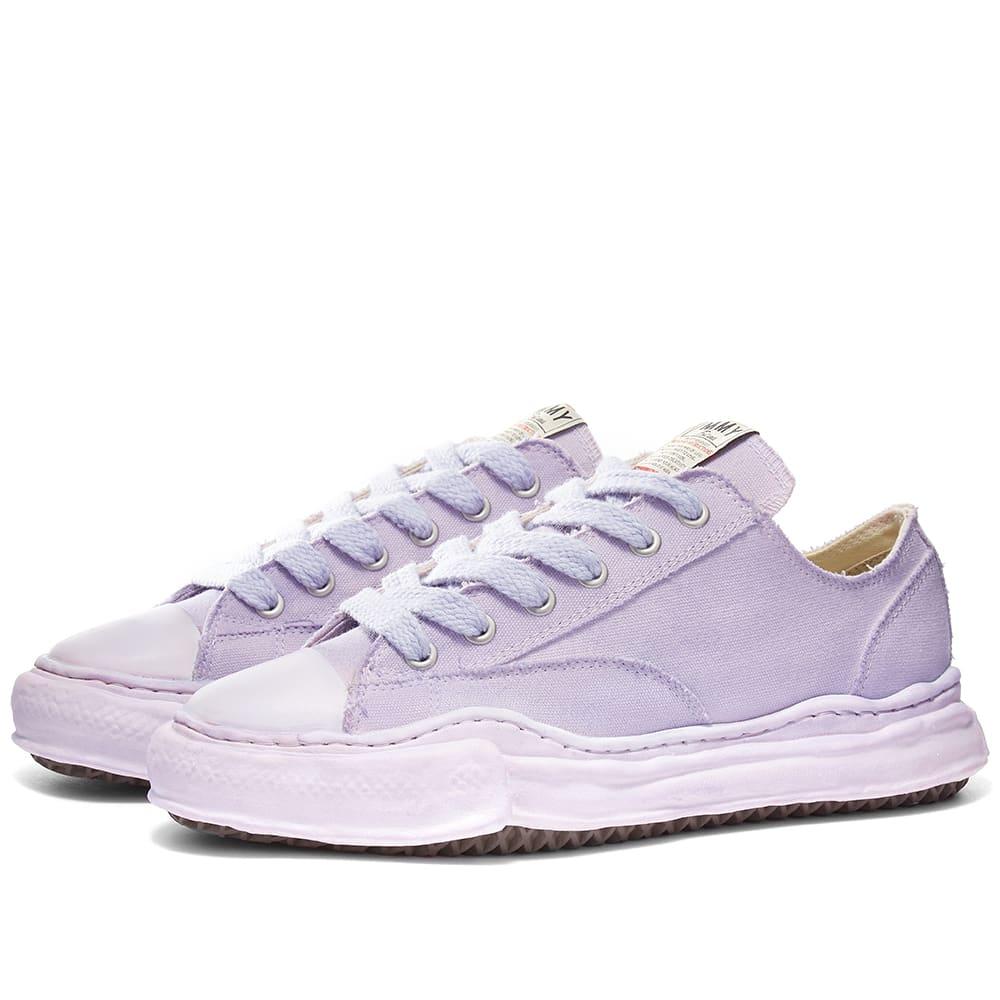 <title>京都のセレクトショップdivacloset インポートブランド Maison MIHARA 100%品質保証! YASUHIRO メゾン ミハラヤスヒロ メゾンミハラヤスヒロピーターソンローオリジナルソール染めスニーカー 靴 メンズ 男性 小さいサイズから大きいサイズまで</title>