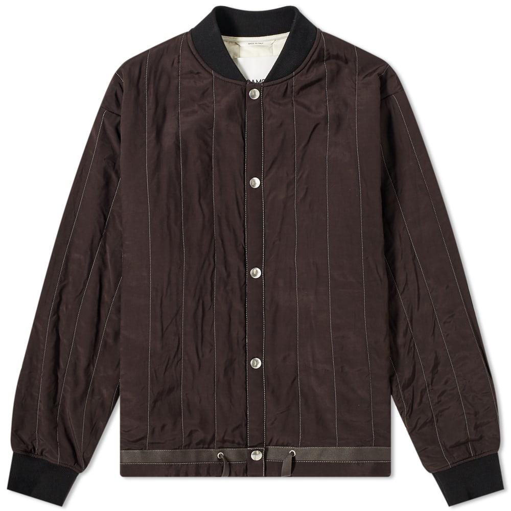 大人気新品 オーエーエムシー OAMC OAMCセラボンバージャケット アウター メンズ 男性 インポートブランド 小さいサイズから大きいサイズまで, ZIP メンズファッション bef4723c