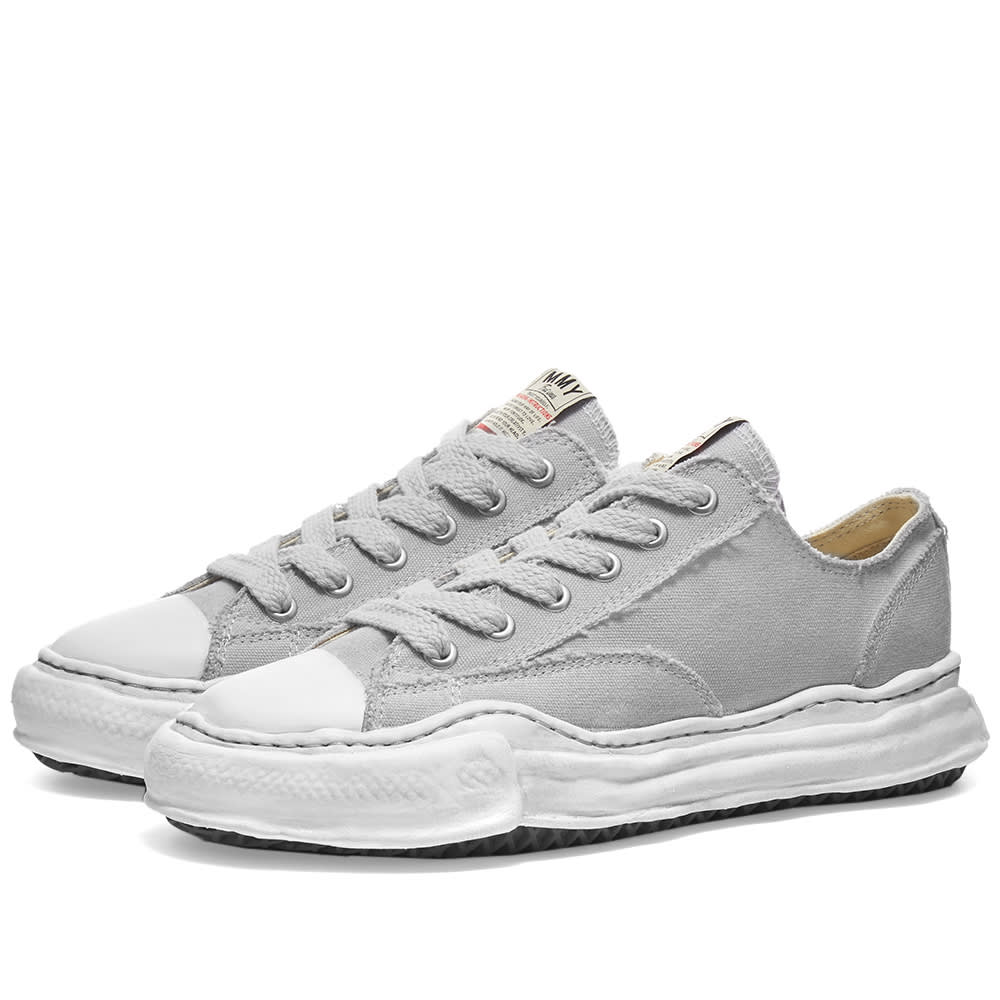 <title>京都のセレクトショップdivacloset インポートブランド Maison MIHARA YASUHIRO メゾン ミハラヤスヒロ 期間限定の激安セール メゾンミハラヤスヒロピーターソンローオリジナルソール染めスニーカー 靴 メンズ 男性 小さいサイズから大きいサイズまで</title>