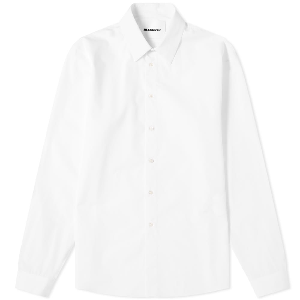 京都のセレクトショップdivacloset インポートブランド 新品 送料無料 ジルサンダーJ il Sander トップス メンズ 低廉 ジルサンダーインターナショナルエッセンシャルシャツ 小さいサイズから大きいサイズまで 男性