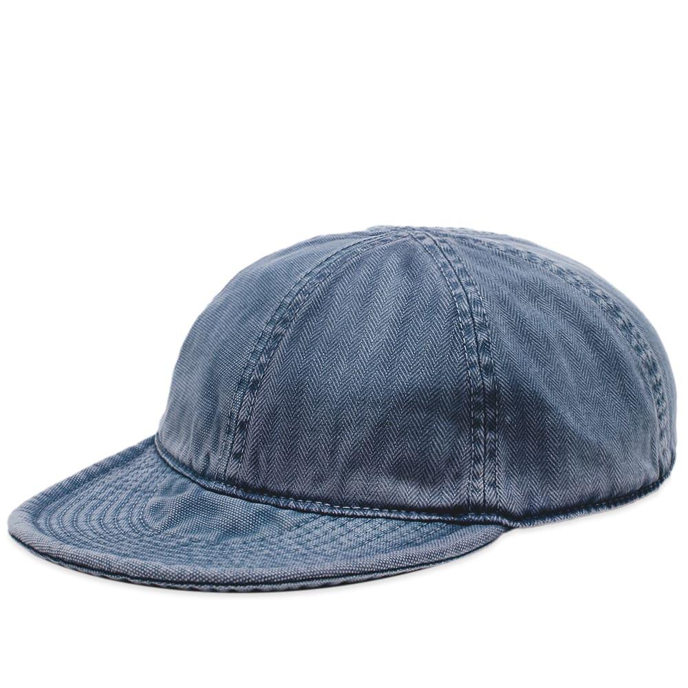 セールSALE%OFF 京都のセレクトショップdivacloset インポートブランド ナイジェル 最新 ケーボン Nigel Cabourn 男性 ナイジェルケーボンメカニックスキャップ 帽子 メンズ