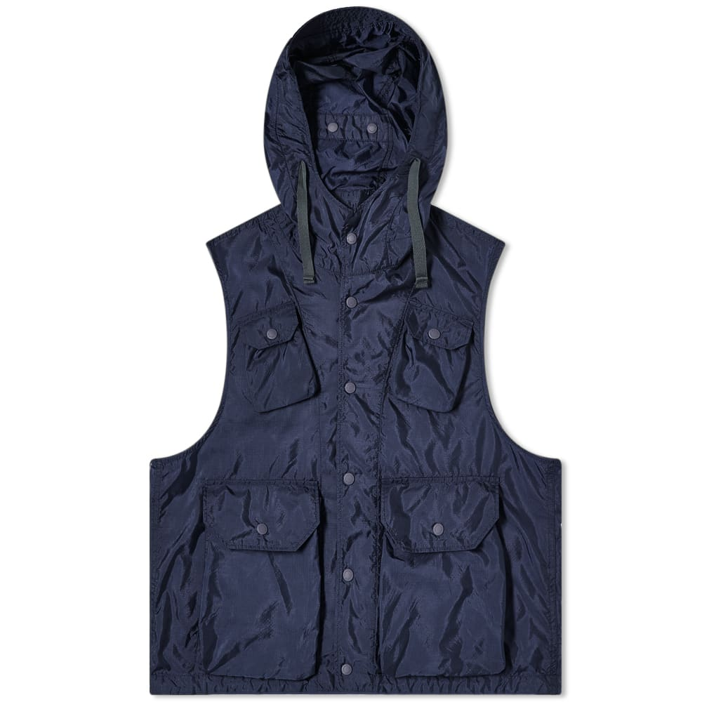 京都のセレクトショップdivacloset インポートブランド エンジニアド ガーメンツ Engineered Garments Ripstop 男性 小さいサイズから大きいサイズまで 35%OFF Vest Field 定価 トップス メンズ