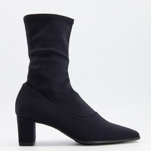大人気定番商品 バガボンド Vagabond VagabondTessaミッドヒールソックスブーツブラック 靴 レディース 女性 インポートブランド 小さいサイズから大きいサイズまで, 佐勘金物店 28d45ef7