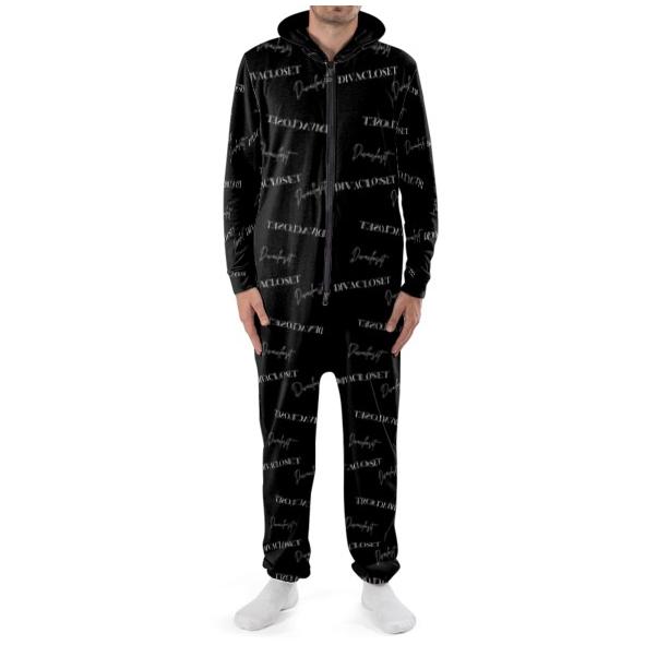 オールインワン ワンジー ジャンプスーツ スウェット ジムウェア ルームウェア メンズ 大きいサイズ 20代 30代 40代 ファッション コーディネート オシャレ カジュアル ジョガーパンツ 小さいサイズあり 京都のセレクトショップdivacloset