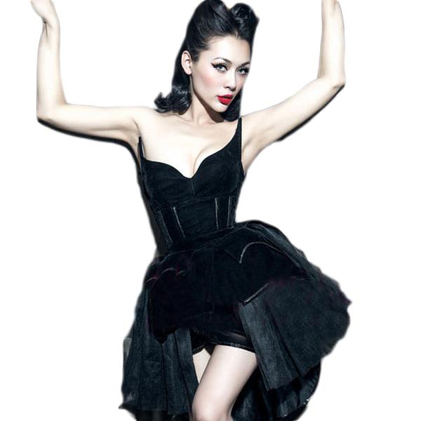 Diva Dress Halloween Party Dress Up Audrey Hepburn Velour Tulle