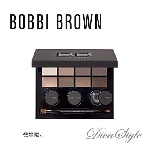 BOBBI BROWN  ボビイブラウン マット エディション アイシャドウ&ジェルライナーパレット【限定品】