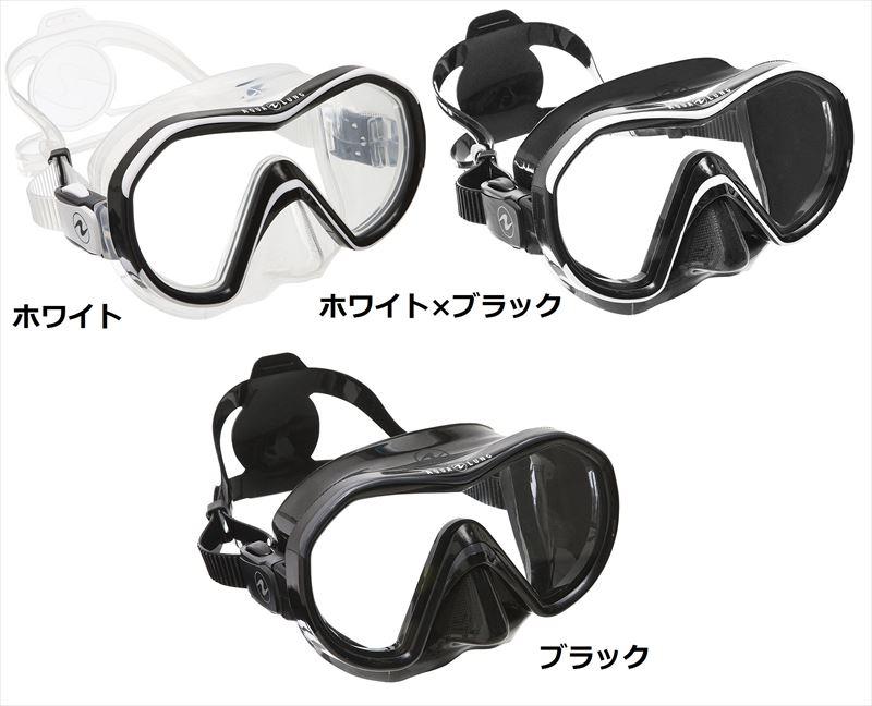 【メール便対応】日本アクアラング AQUA LUNG リヴィール X1マスク(1眼タイプ)