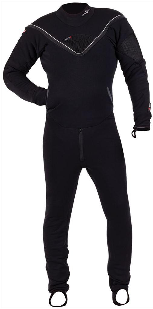 日本アクアラング AQUA LUNG サーマルフュージョンインナースーツ