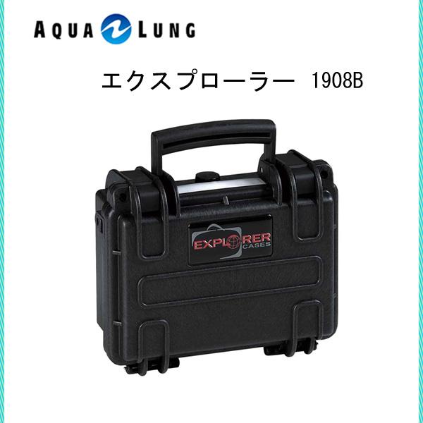 AQUALUNG アクアラング バッグ エクスプローラー 1908B 651000 ダイビング シュノーケリング マリンレジャー 防水ケース 鞄