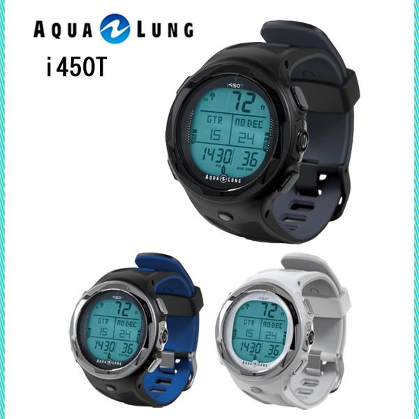 AQUA LUNG (アクアラング) ダイブコンピュータ i450T(トランスミッター付き) 81612x メンズ レディース 男性 女性 男女兼用 ダイビング・メーカー在庫確認します
