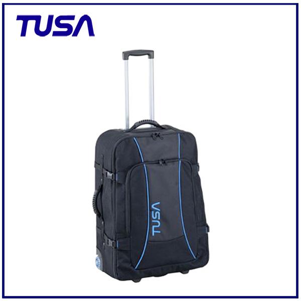 TUSA(ツサ)バッグ ダイビング ローラーバッグ BA0201 旅行 シュノーケリング ダイビング バッグ
