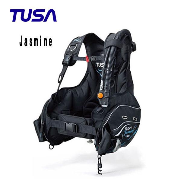 TUSA (ツサ) BC Jasmine ジャスミン BC0401B レディース 女性 BCD ダイビング・メーカー在庫確認します