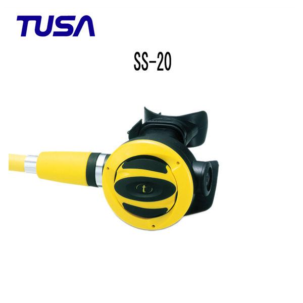 TUSA (ツサ) オクトパス SS-20 日本製 メンズ レディース 男性 女性 男女兼用 ダイビング・メーカー在庫確認します