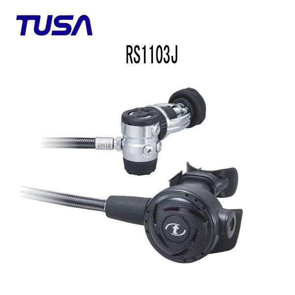 TUSA (ツサ) レギュレーター RS1103J 日本製 メンズ レディース 男性 女性 男女兼用 ダイビング・メーカー在庫確認します