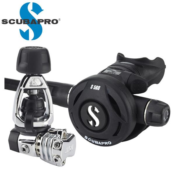 ダイビング レギュレーター 重器材 SCUBAPRO スキューバプロ Sプロ MK21/S560