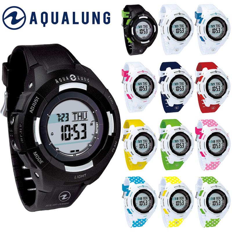 AQUALUNG アクアラング ダイビングコンピュータ Calm+(カルムプラス) ウォッチタイプ 腕時計タイプ
