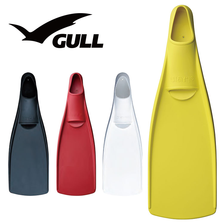 ダイビング用フィン GULL/ガル ワープフィン L・XLサイズ GF-2291・GF-2292