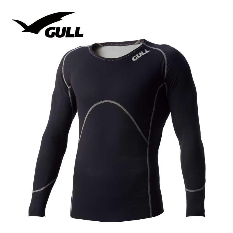 インナー GULL/ガル 1mmSCSロングスリーブ メンズ ダイビング インナー 長袖 男性用