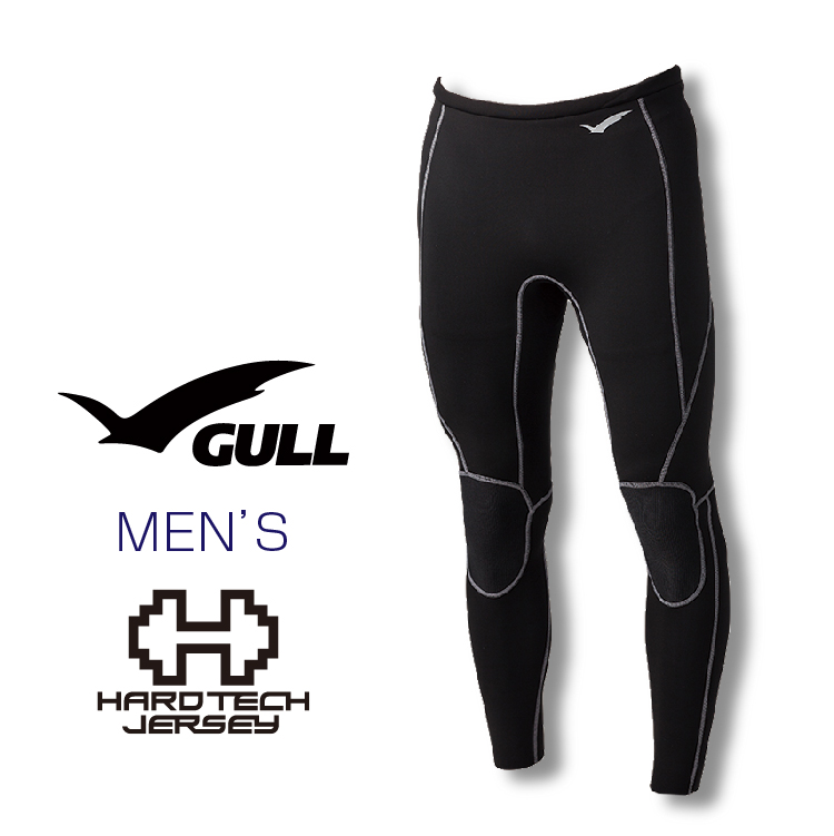 ロングパンツ GULL/ガル 1mmSCSロングパンツ メンズ ダイビング アウター パンツ 男性用