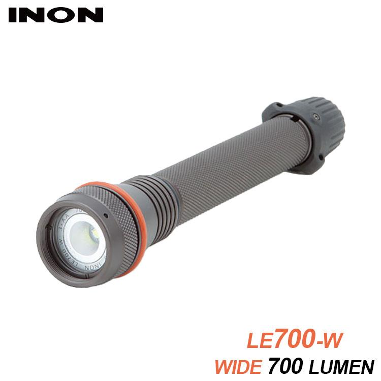 INON/イノン LED水中ライトLE700-W ワイド