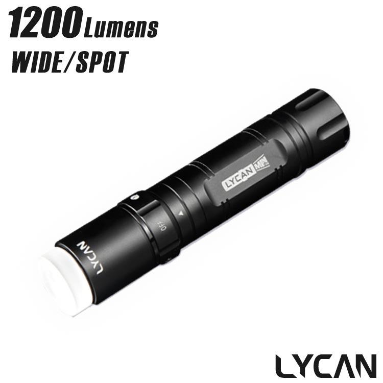 【水中ライト】LYCAN/ライキャン MINI1200